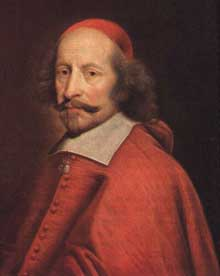 Pierre Mignard: le cardinal Mazarin