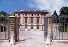 Ange Jacques Gabriel (1698-1782): le Petit Trianon de Versailles.