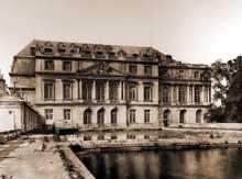 Ange Jacques Gabriel (1698-1782): le théâtre opéra de Versailles