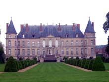 Germain Boffrand (1667-1754): Le château de Haroué, le «Chambord lorrain
