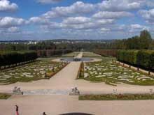 Jardins du château de Champs sur Marne