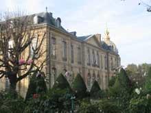 Jacques III Gabriel (1667-1742):l'hôtel Peyrenc de Mores-Biron ou musée Rodin