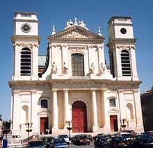 La cathédrale de Montauban. 1766