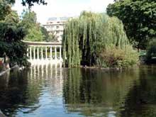 Louis de Carmontelle (1717-1806): le parc Monceau