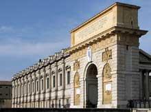 Montpellier: le Peyrou