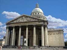 Jacques Germain Soufflot (1713-1780): l'église Sainte-Geneviève (Panthéon) de Paris