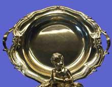 Thomas Germain (21673-1748): plat. 1733-1734. Paris, Musée du Louvre