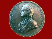 Jean Dassier (1676-1763): Isaac Newton. 1723