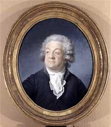 Joseph Boze (1745-1826) : Honoré Gabriel Riqueti, marquis de Mirabeau