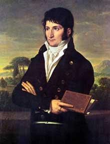 François Xavier Fabre (1766-1837): Lucien Napoléon. Rome, musée Napoléon