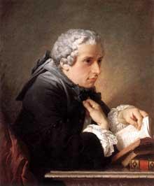 Pierre Subleyras (1699-1749): Portrait d'un homme. 1745. Huile sur toile, 74 x 61 cm. Paris, Musée du Louvre