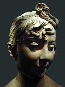 Joseph Chinard (1756-1813: buste de madame Chinard