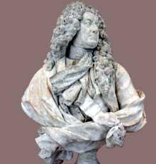 GuillaumeII Coustou (1715-1777): Buste de Samuel Bernard New York, Metropolitan Museum