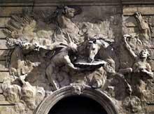 Robert le Lorrain (1666-1743): les chevaux du soleil. Paris, Hôtel Soubise