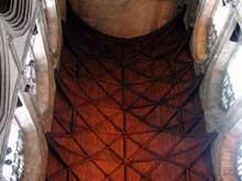Ripon, la cathédrale: la nef