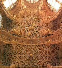 Abbaye de Westminster: la chapelle HenriVII