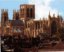 York: la cathédrale