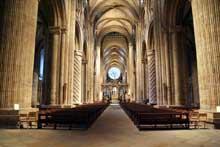 Durham: la nef