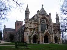 Saint Albans: la cathédrale