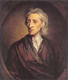 Godfrey Kneller: portrait de John Locke