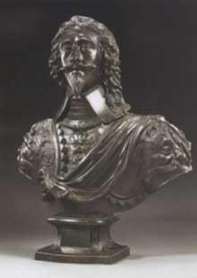 Hubert Le Sueur: buste de CharlesI