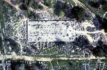 Olympie: le temple de Zeus. 460 avant JC. (Art grec)