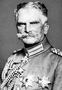 August Von Mackensen (1849-1945)