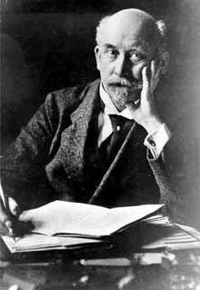 Le socialiste Philip Scheidemann (1865-1939)