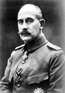 Le prince Max de Bade (1867-1929)