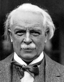David Lloyd George (1863-1945)