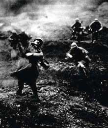 Verdun : la mort du soldat