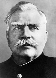 Le général Joseph Joffre (1852-1931)