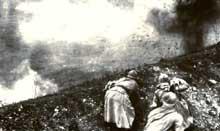 Verdun : Attaque française le 25 juin 1916 sur les fortifications de Thiaumont