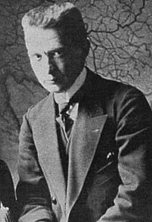 Alexandre Fédorovitch Kérensky (1881-1970), l'homme fort de la révolution de février