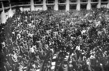 Le conseil des ouvriers et des soldats de Petrograd