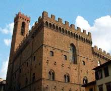 Florence, le palais du Bargello