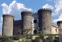 Naples, le Castelnuovo