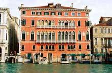 Venise: le palais Bembo