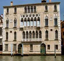 Venise, le palais Bernardo, 1422ss