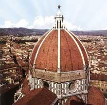 Filippo Brunelleschi (1377-1446): la coupole du Dôme de Florence. 1420-1436. (Histoire de l'art - Quattrocento
