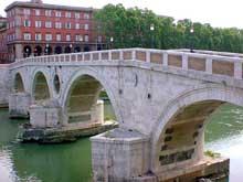 Rome, le «Ponte Sisto»