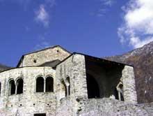 Civate al Monte: basilique San Pietro al monte, XIè