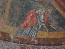 Galliano: san Vincenzo: le prophète Ezéchiel