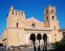 Monreale: la cathédrale, 1172-1176