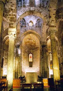 Palerme: San Cataldo, 1154-1160