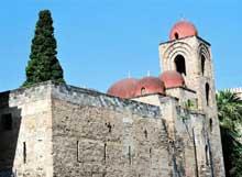 Palerme: saint Jean des Ermites, XIè