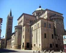 Parme: le dôme (1060-1070)