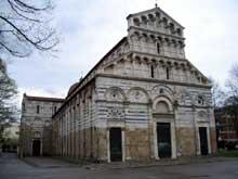 Pise: San Paolo a Ripa d'Arno, XIIè