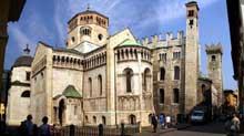 Trente: dôme san Vigilio, XII-XIIIè