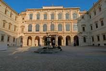 Francesco Borromini: le palais Barberini